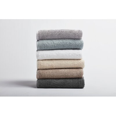 Cloud Loom Bath Sheet Color: Fog