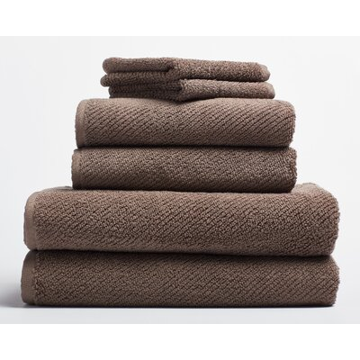 Air Weight Bath Mat Color: Truffle