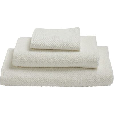 Air Weight 6 Piece Towel Set Color: Natural