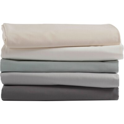 Sateen 300 Thread Count 100% Cotton Fitted Sheet Size: Queen