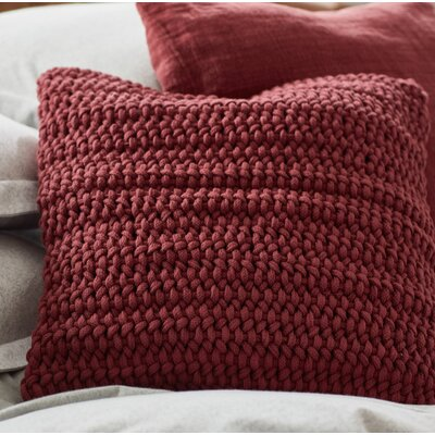 Woven Rope 100% Cotton Pillow Cover