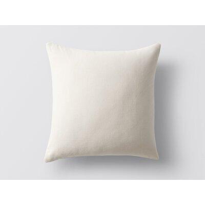 Organic Kapok Pillow Insert Size: 22 H x 22 W
