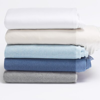Jersey 100% Cotton Sheet Set Size: Queen