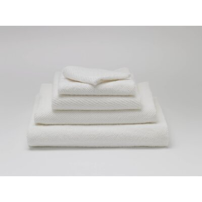 Air Weight Hand Towel Color: White
