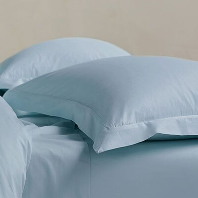 Sateen Pillow Case Size: King