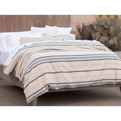 Spirit Rock Duvet Cover Size: King