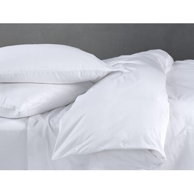 Supima Sateen 500 Thread Count 100% Cotton 4 Piece Sheet Set Color: Alpine White