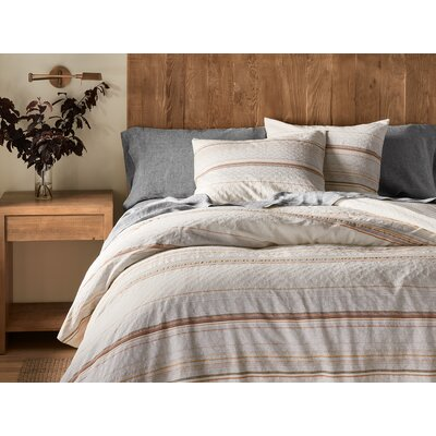 Pacific Grove Sham Color: Sunset, Size: Standard