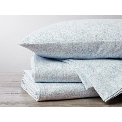 Cloud Brushed Flannel Sheet Set Size: Twin