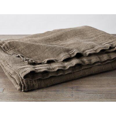 Larkspur Linen Throw