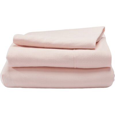 Jersey 3 Piece 100% Cotton Sheet Set