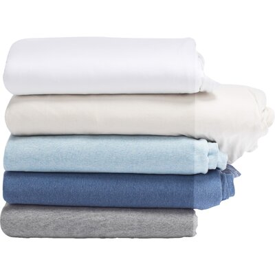 Jersey 100% Cotton Sheet Set Size: King
