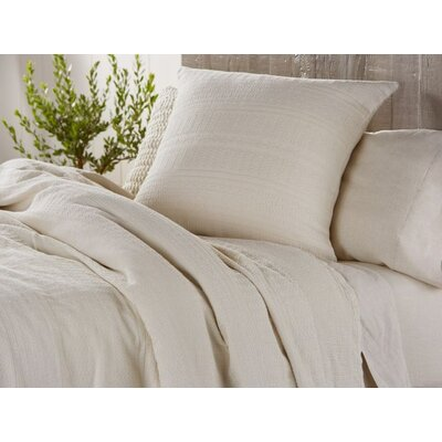 Willow Matelasse Euro Sham