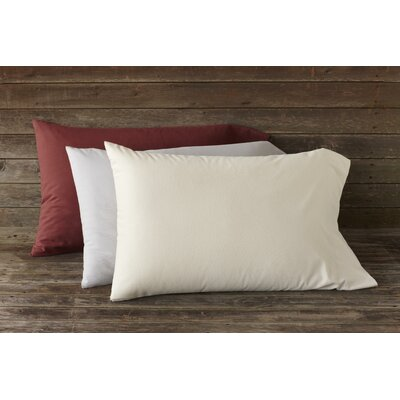 Cloud Brushed Flannel Duvet Cover Collection