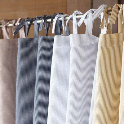 Buy Low Price Coyuchi Mini Stripe Cotton And Linen Shower