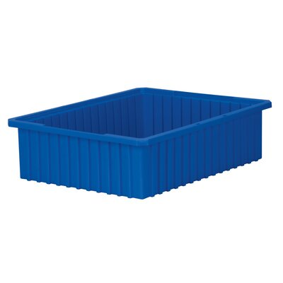 Grid Dividable Box (Set of 4) 33226BLUE
