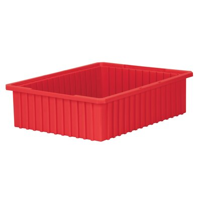 Grid Dividable Box (Set of 4) 33226RED