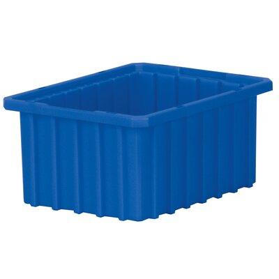 Grid Dividable Container (Set of 20) Color: Blue 33105BLUE