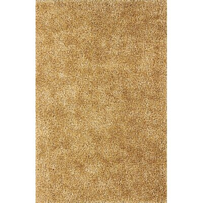 Nan Shag Beige Area Rug Rug Size: Rectangle 5 x 76