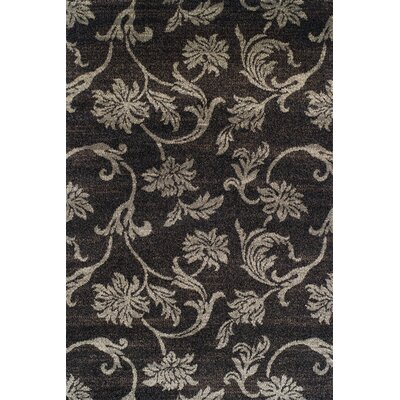Barrview Midnight Area Rug Rug Size: 96 x 132