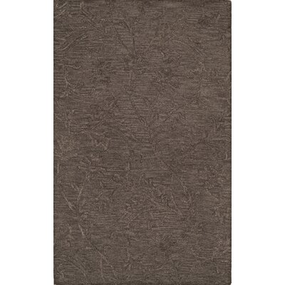 Tones Charcoal Area Rug Rug Size: Rectangle 9 x 13