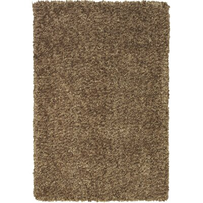 Tyreek Taupe Area Rug Rug Size: Rectangle 36 x 56