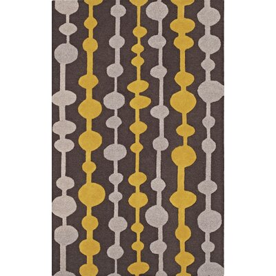 Tones Carbon Area Rug Rug Size: Rectangle 9 x 13