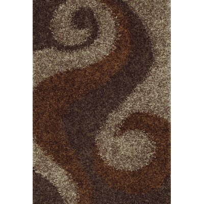 "Dalyn Rug Co. Visions Coffee Area Rug - Rug Size: 5' x 7'6"" at Sears.com"