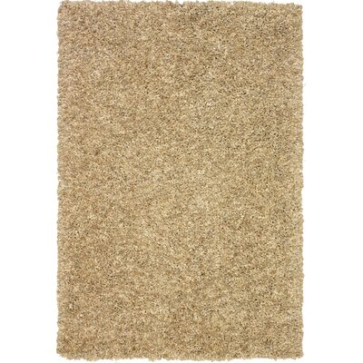 Tyreek Sand Area Rug Rug Size: Rectangle 8 x 10