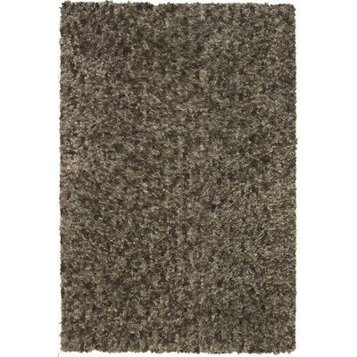 Tyreek Silver Black/Gray Area Rug Rug Size: Rectangle 5 x 76