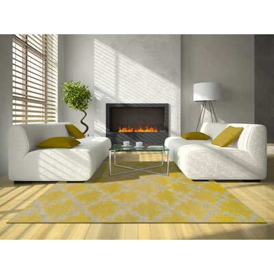 Tempo Sundrop Area Rug Rug Size: Rectangle 33 x 51