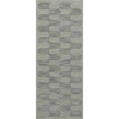 Dover Sea Glass Area Rug Rug Size: Runner 26 x 10