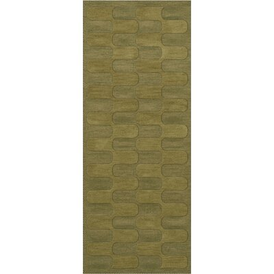 Dover Pear Area Rug Rug Size: Runner 26 x 12