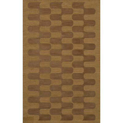 Dover Gold Dust Area Rug Rug Size: 3 x 5