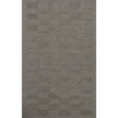 Dover Silver Area Rug Rug Size: Rectangle 12 x 18