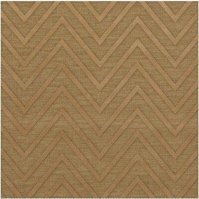 Dover Tufted Wool Wheat Area Rug Rug Size: Square 10