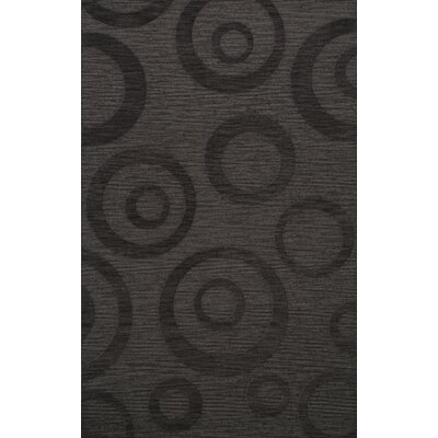 Dover Tufted Wool Ash Area Rug Rug Size: Rectangle 5 x 8
