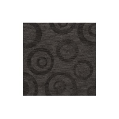 Dover Tufted Wool Ash Area Rug Rug Size: Square 12