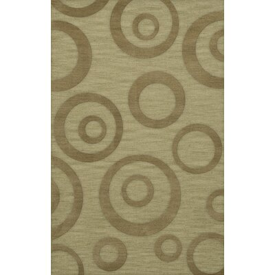 Dover Tufted Wool Marsh Area Rug Rug Size: Rectangle 8 x 10