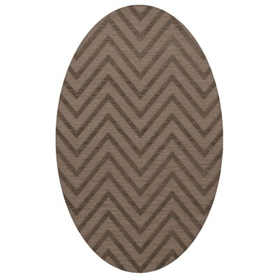 Dover Stone Area Rug Rug Size: Oval 4 x 6