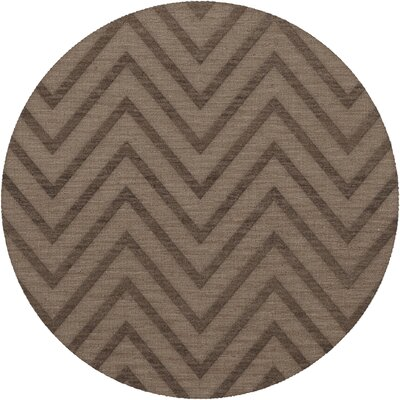 Dover Stone Area Rug Rug Size: Round 6