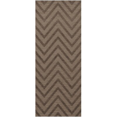 Dover Stone Area Rug Rug Size: Runner 26 x 10