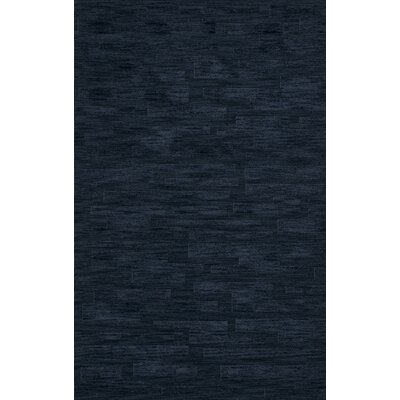 Dover Navy Area Rug Rug Size: Rectangle 8 x 10