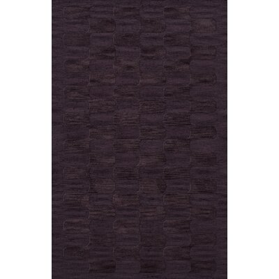 Dover Grape Ice Area Rug Rug Size: 12 x 18