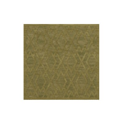 Dover Tufted Wool Pear Area Rug Rug Size: Square 10
