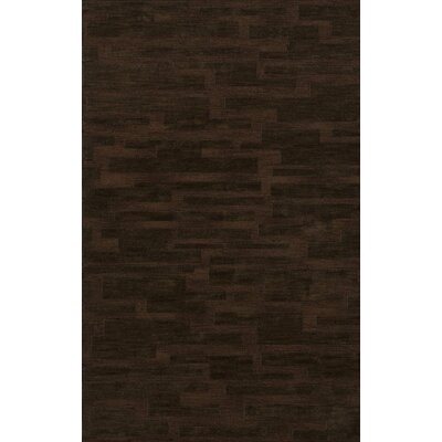 Dover Fudge Area Rug Rug Size: Rectangle 12 x 18