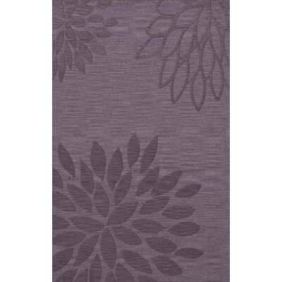 Bao Viola Area Rug Rug Size: 3 x 5