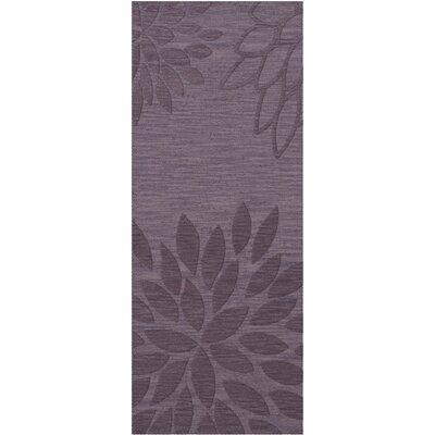 Bao Viola Area Rug Rug Size: Runner 26 x 12
