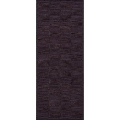 Dover Grape Ice Area Rug Rug Size: Runner 26 x 8