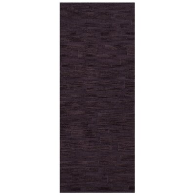 Dover Grape Ice Area Rug Rug Size: Runner 26 x 12